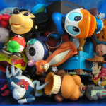 ¿Cómo organizar tantos juguetes? ¡Ayuda!
