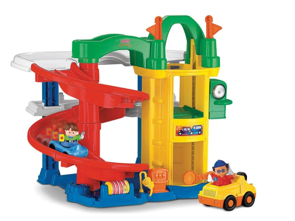 garage_fisher_price