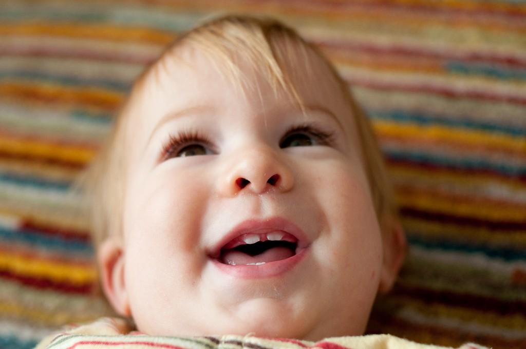 dientes-de-leche-del-bebé
