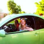 ¡Que divertido es cantar con los niños en el coche!