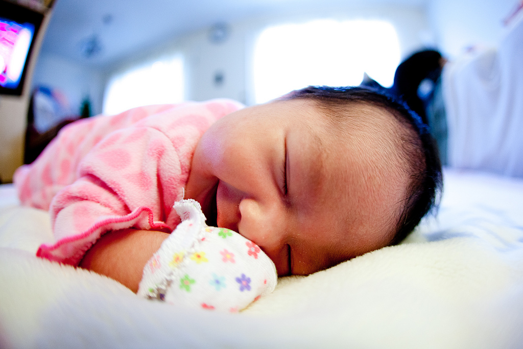 bebé-duerme