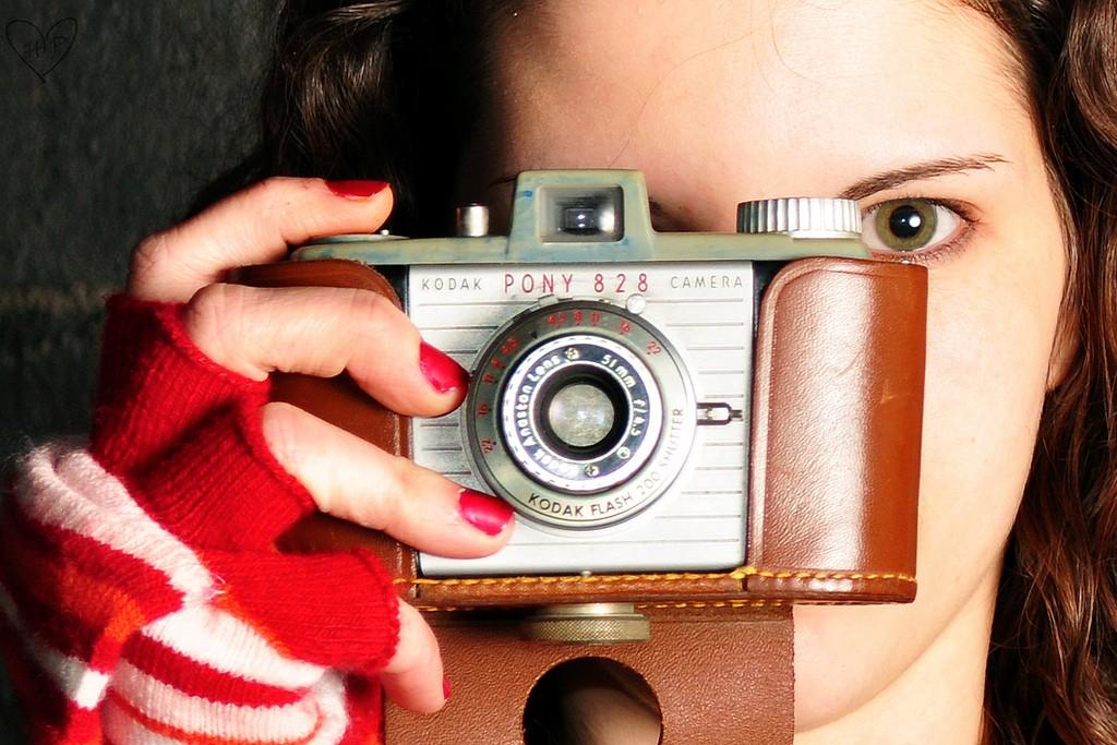 cámara-fotos