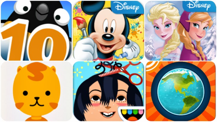 apps-niños