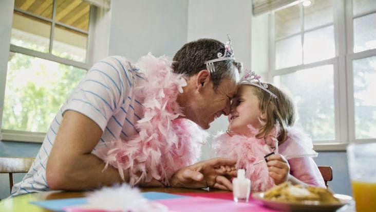 papá-hija