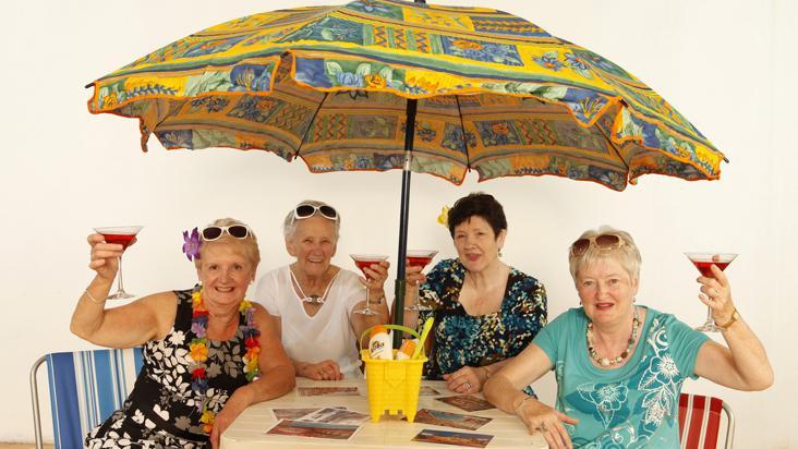 abuelas modernas