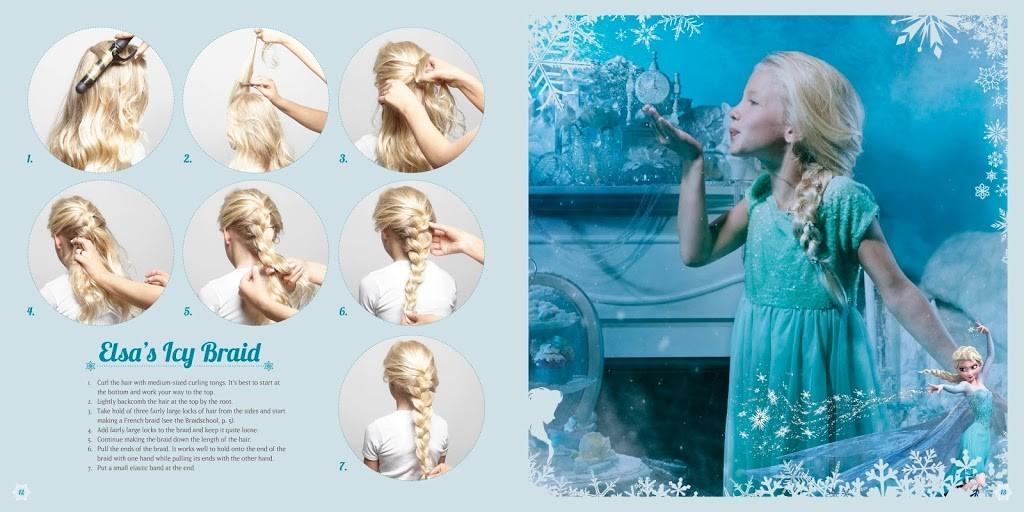 Los Looks De Frozen En Un Libro Espectacular