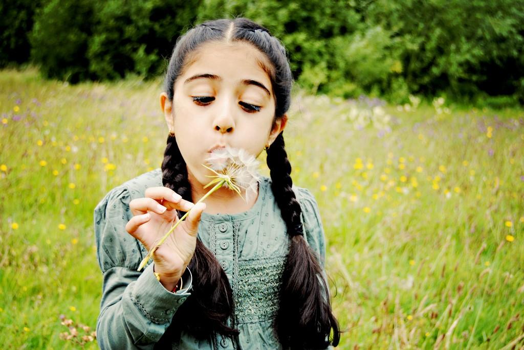 niña-flor-alergias