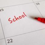Calendario escolar 2015-2016 en México