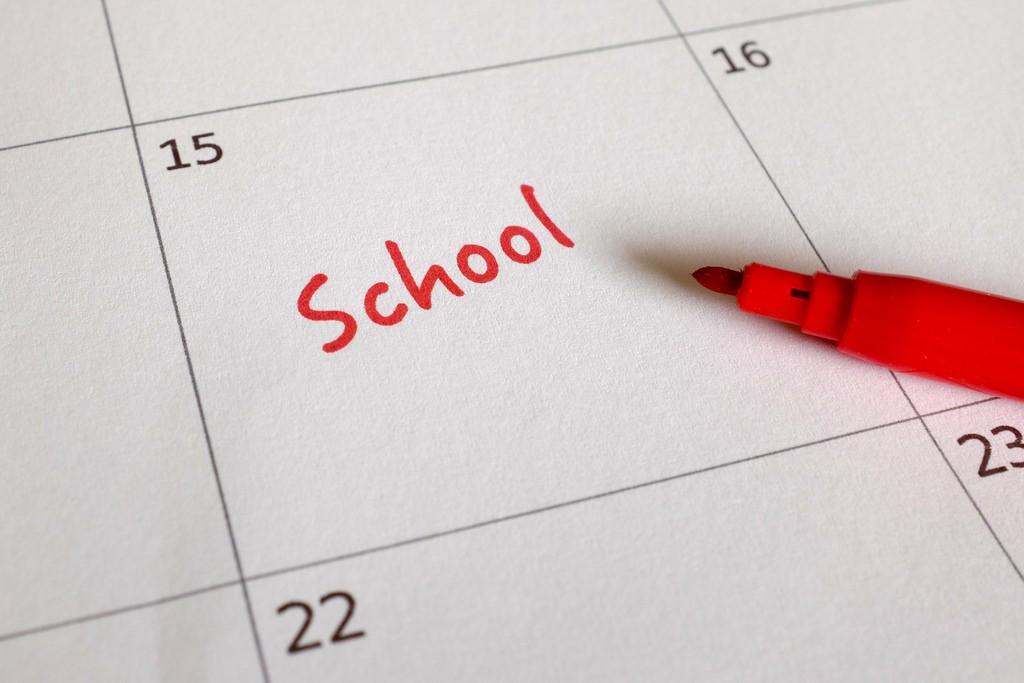 calendario escolar sep