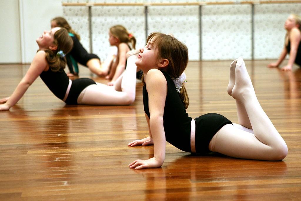 niña-ballet