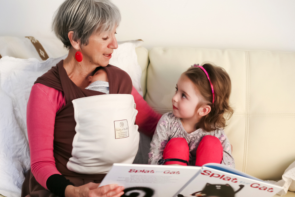 abuela-nieta-libro