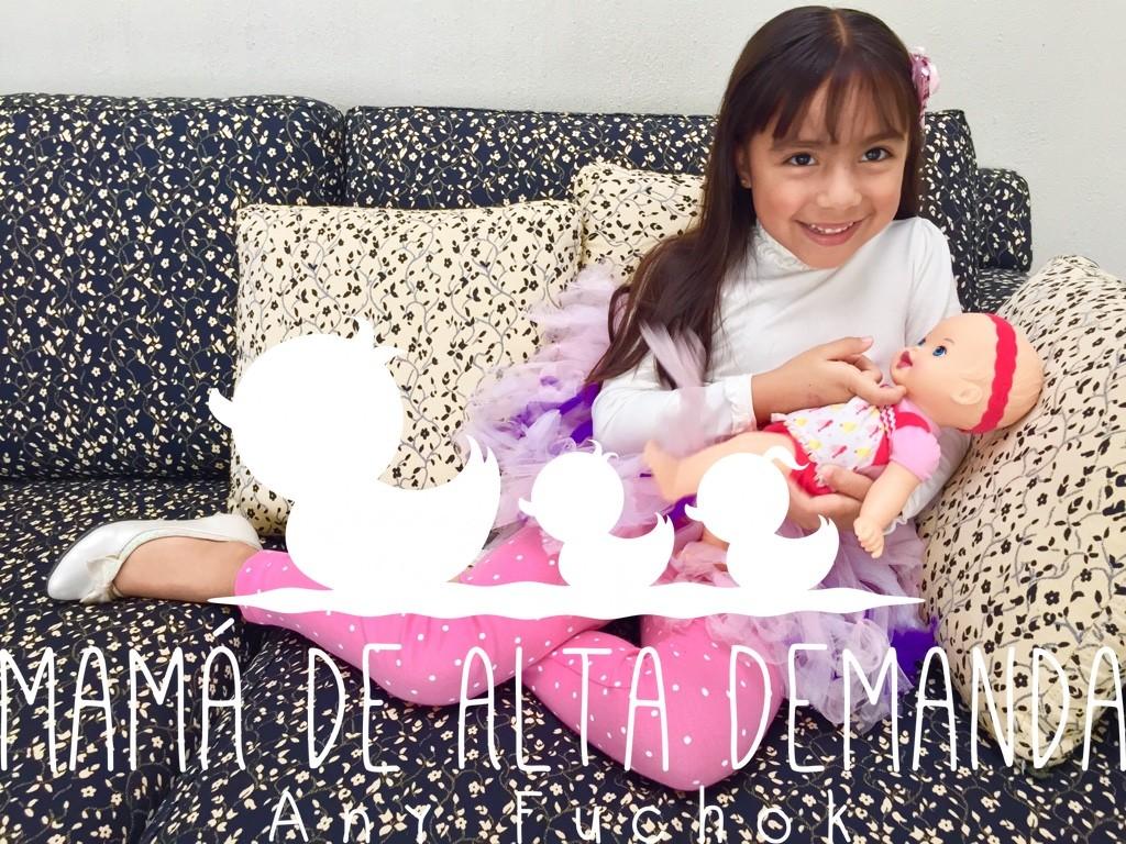 niña-muñecas