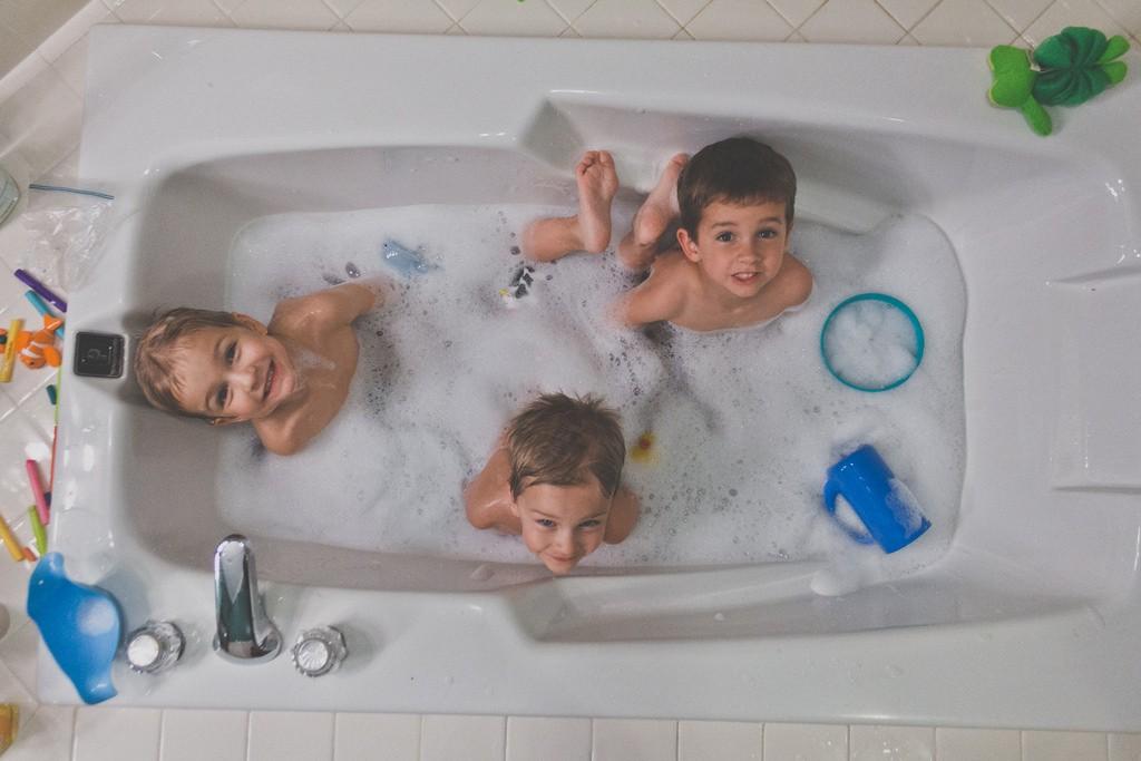 hábitos-higiene-bienestar-familia