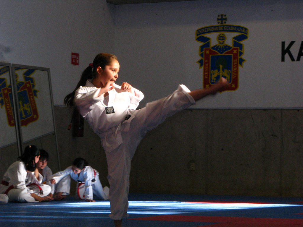 taekwondo_niños