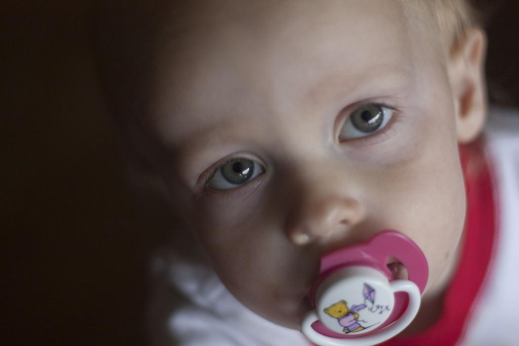 bebé-chupón