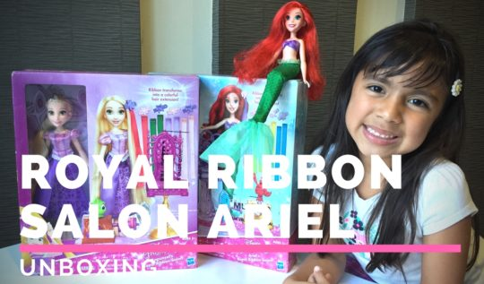 unboxing-princess-ariel