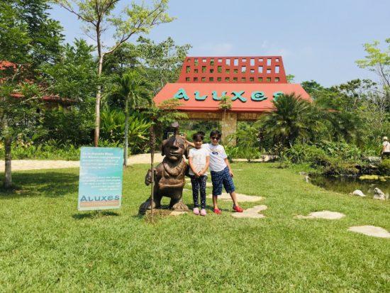 Los Aluxes Palenque