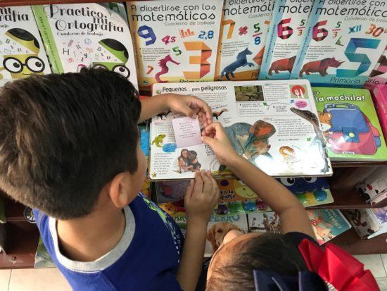 niños-lectura